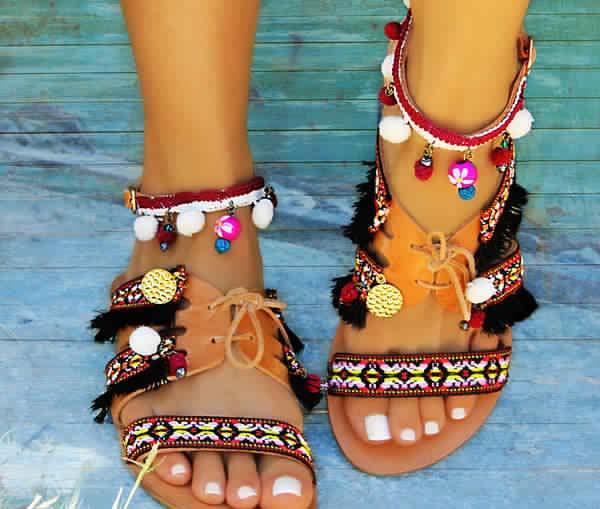 Sandales grecques5