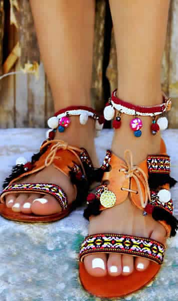 Sandales grecques6