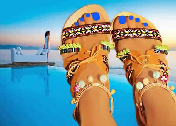 Sandales grecques8