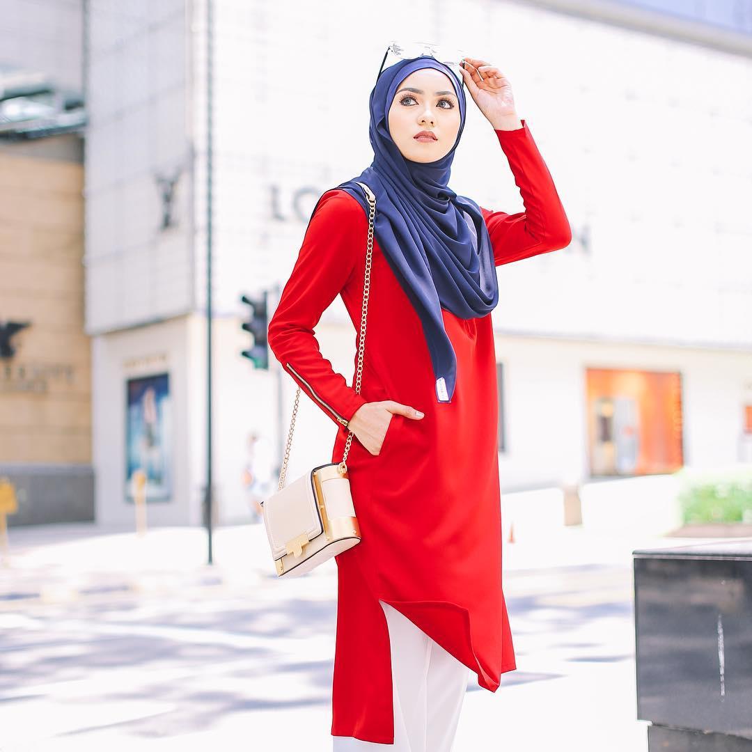 Styles De Hijab Char3i 7
