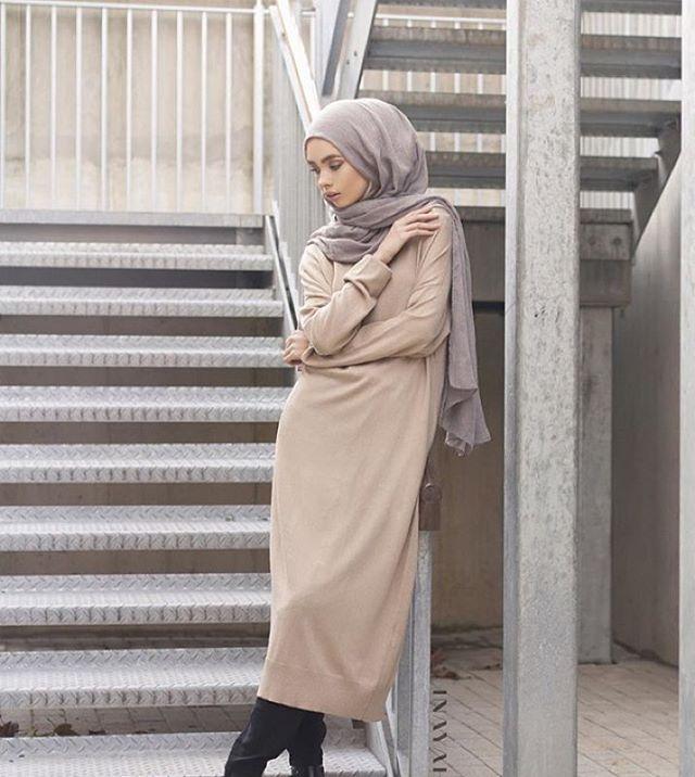 Styles De Hijab Modernes Et Fashion