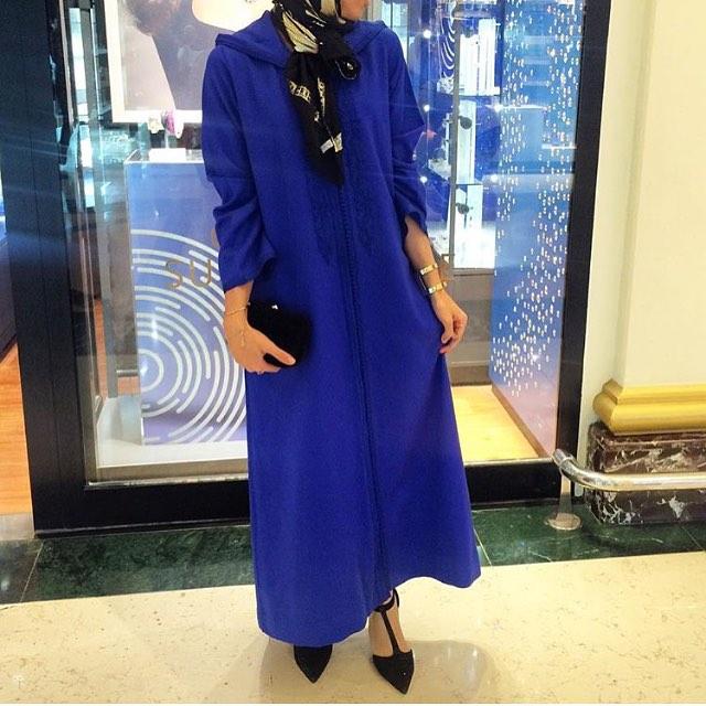 Styles De Hijab Modernes Et Fashion1