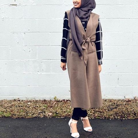 Styles De Hijab Modernes Et Fashion10
