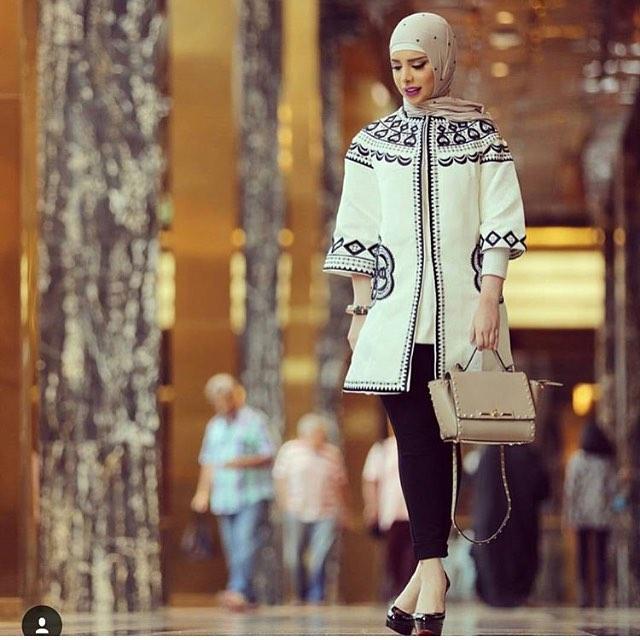 Styles De Hijab Modernes Et Fashion11