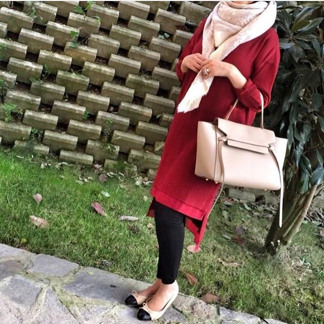 Styles De Hijab Modernes Et Fashion13
