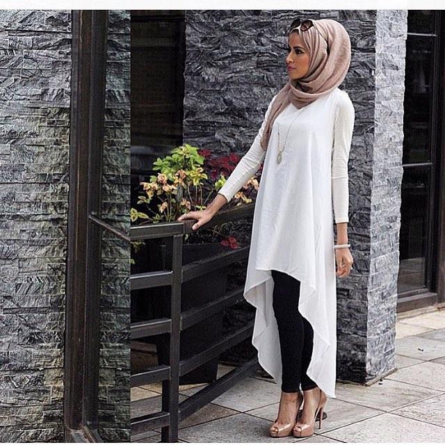 Styles De Hijab Modernes Et Fashion15