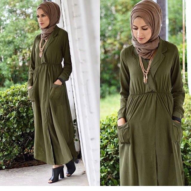 Styles De Hijab Modernes Et Fashion17