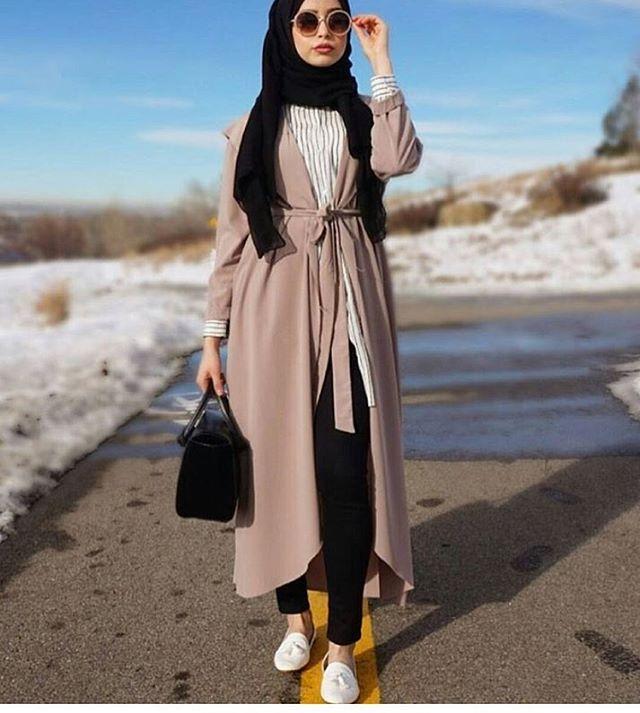 40 Styles De Hijab Modernes Et Fashion Cet T Astuces Hijab