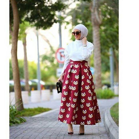 Styles De Hijab Modernes Et Fashion19