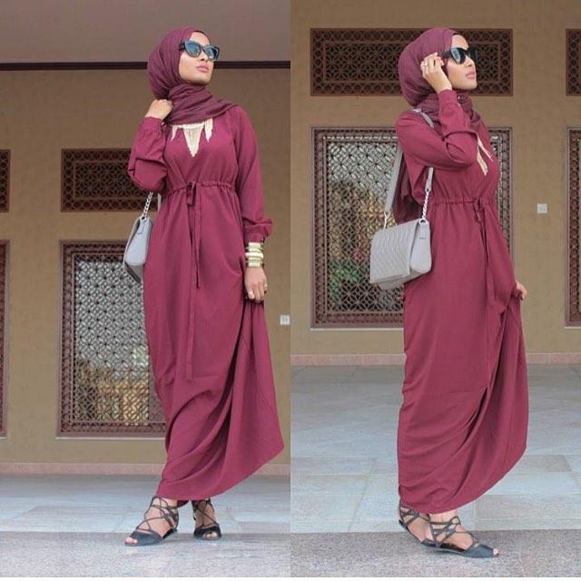 Styles De Hijab Modernes Et Fashion2