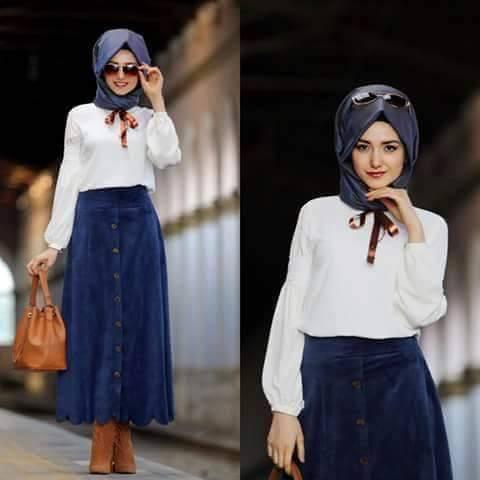 Styles De Hijab Modernes Et Fashion20