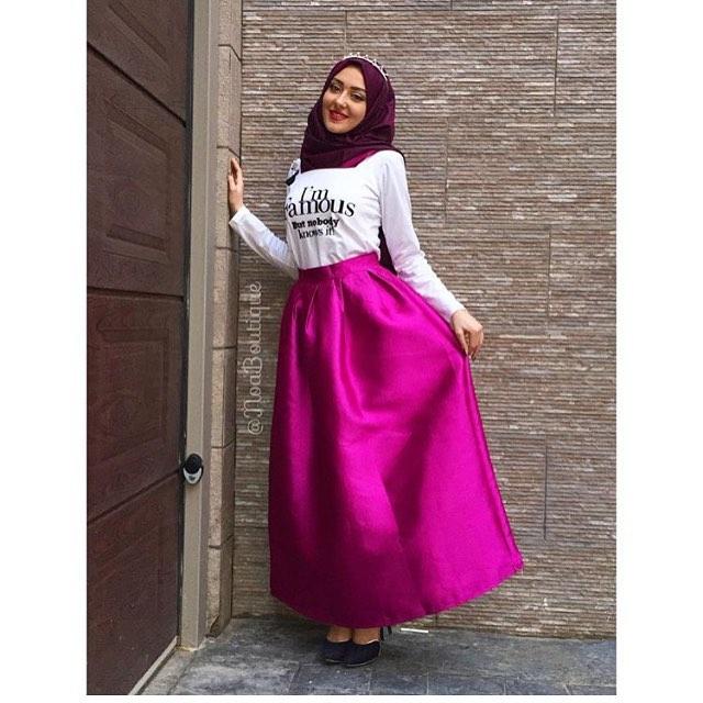 Styles De Hijab Modernes Et Fashion21