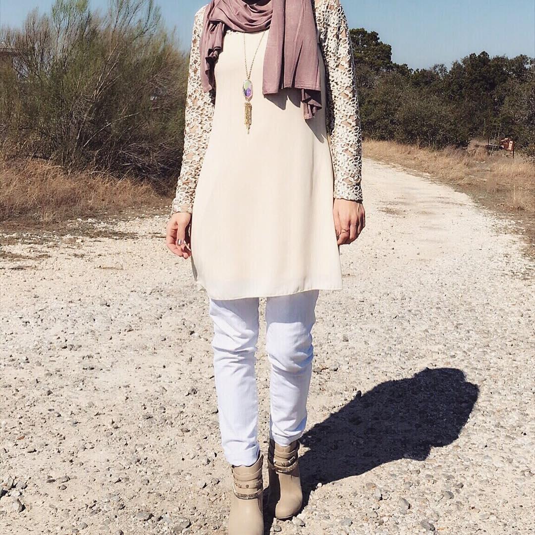 Styles De Hijab Modernes Et Fashion24