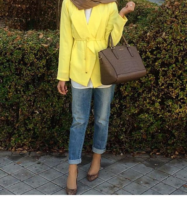 Styles De Hijab Modernes Et Fashion4