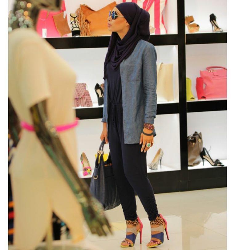 Styles De Hijab Modernes Et Fashion6