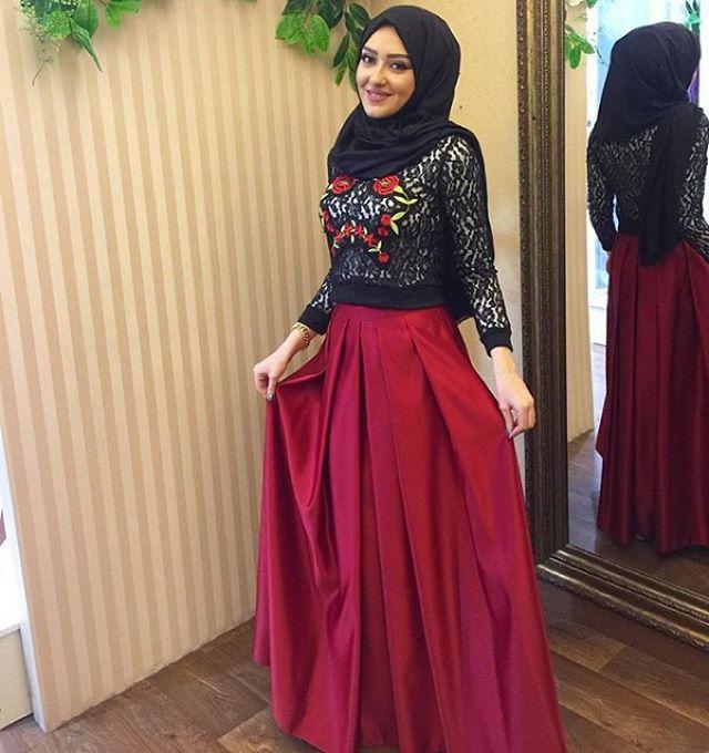 Styles De Hijab Modernes Et Fashion9