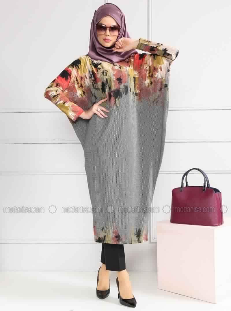 130a1fdb364 Tunique Longue Pour Femme Voilée 2 - astuces hijab