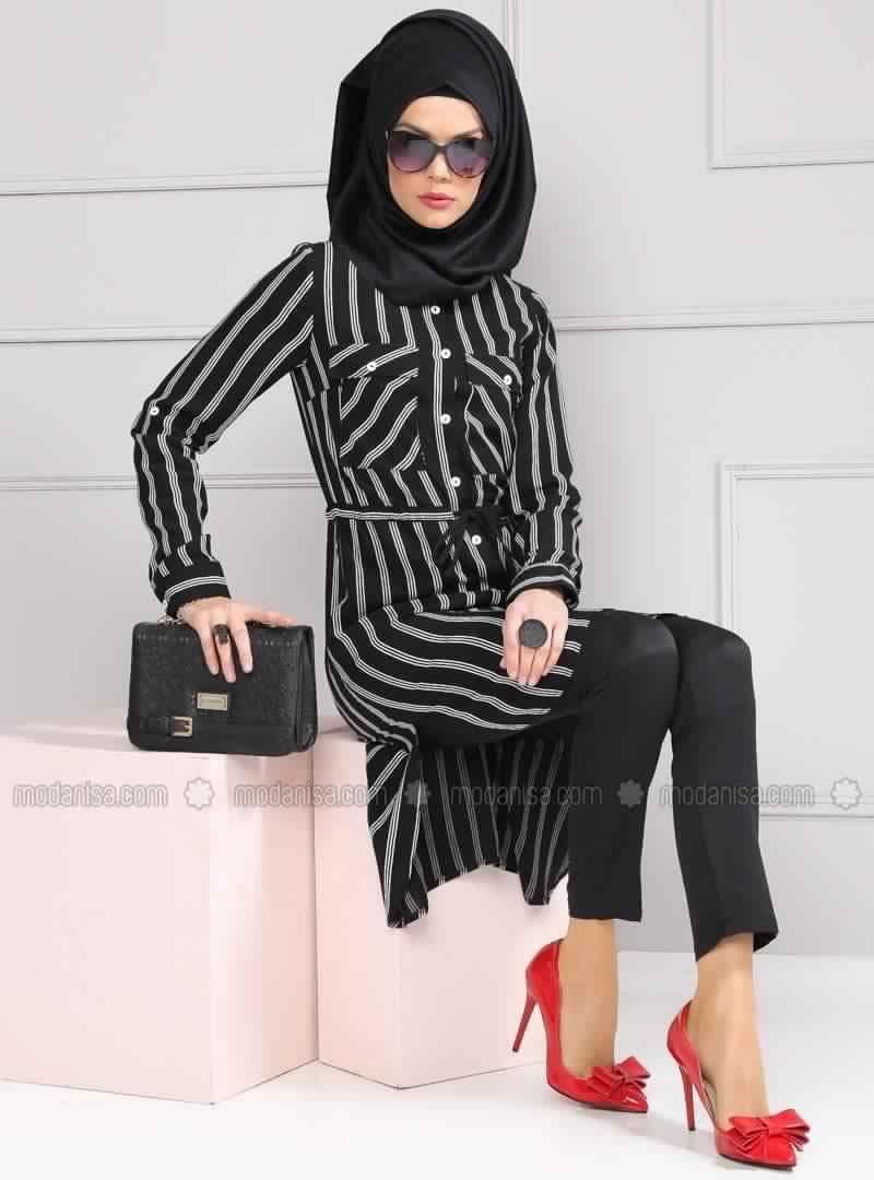 Tunique Longue Pour Femme Voilée 4