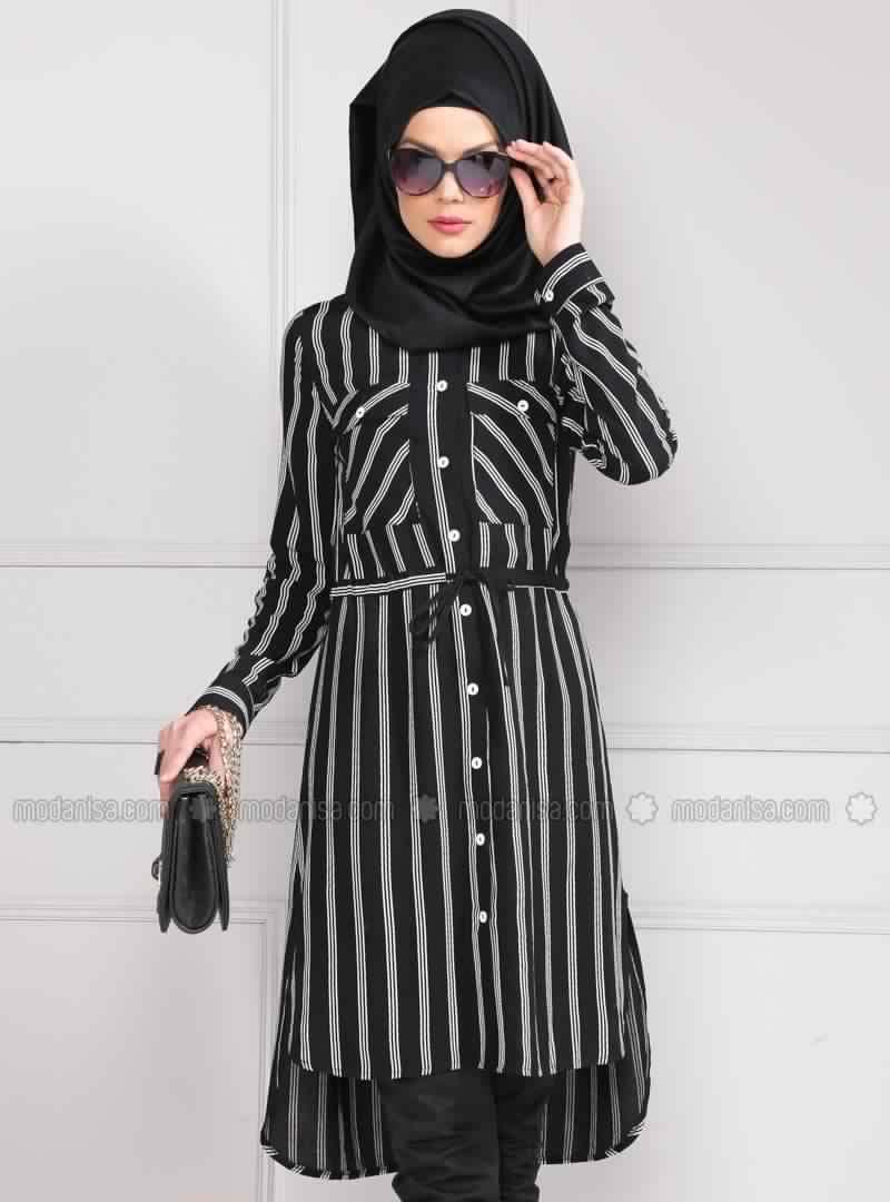 Tunique Longue Pour Femme Voilée 5