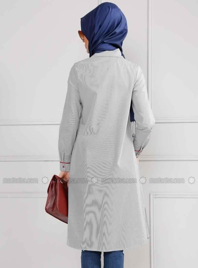 Tunique Longue Pour Femme Voilée 7
