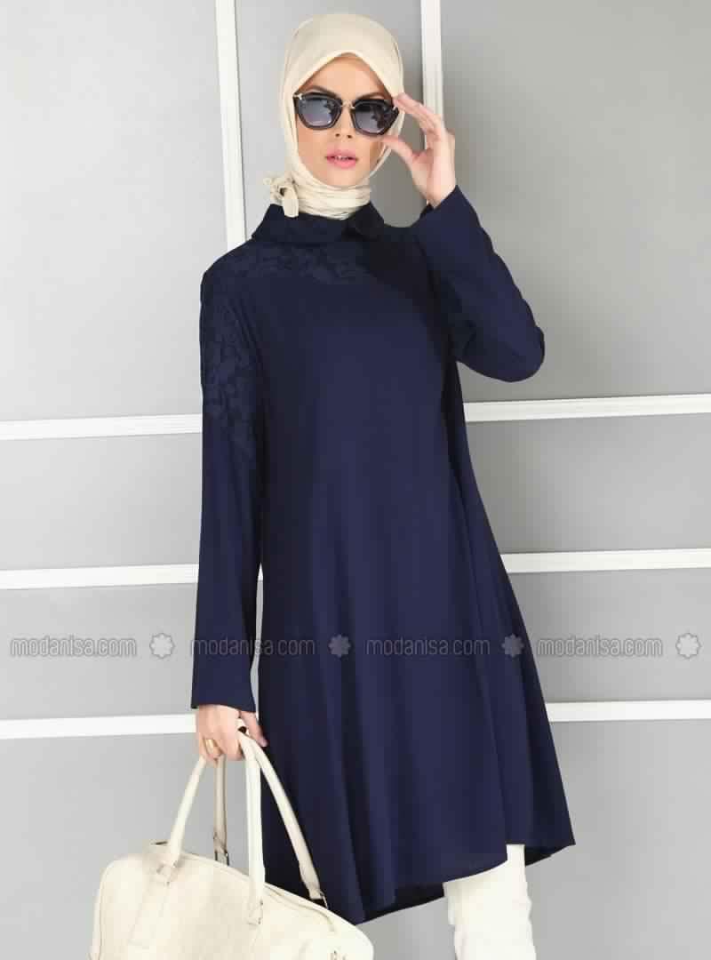 Tunique Longue4 Longue4 Astuces Tunique Hijab nfrcnUW1