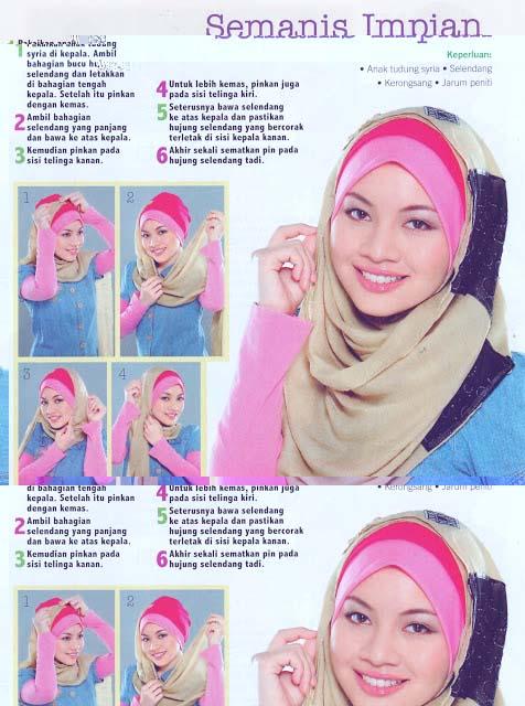 Tutoriel De Hijab Fashion10