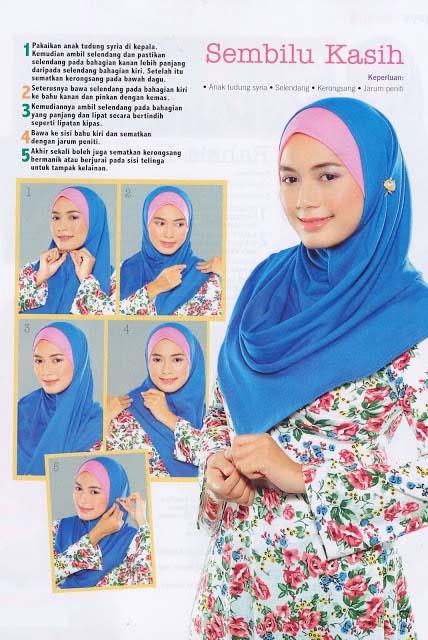 Tutoriel De Hijab Fashion11