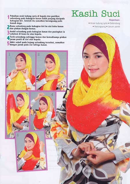 Tutoriel De Hijab Fashion12