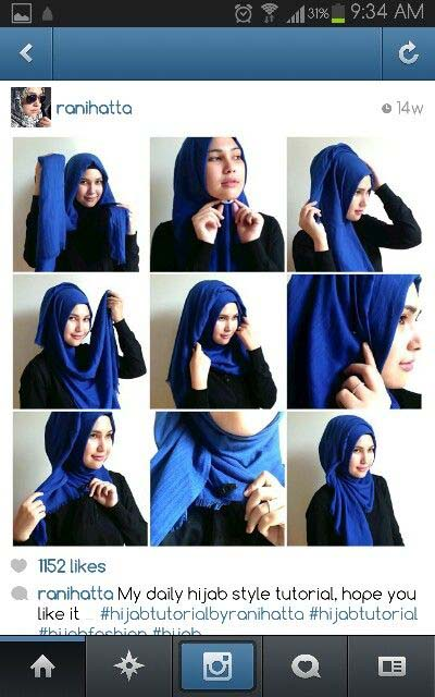 Tutoriel De Hijab Fashion20