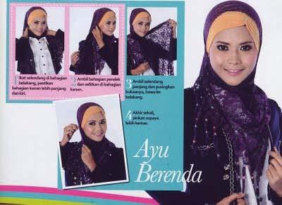 Tutoriel De Hijab Fashion4