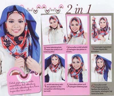 Tutoriel De Hijab Fashion5