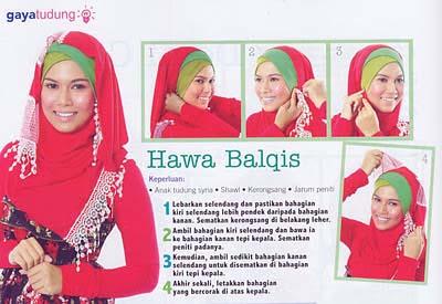 Tutoriel De Hijab Fashion7