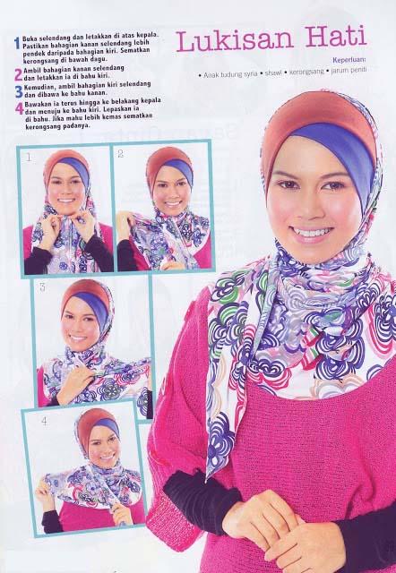 Tutoriel De Hijab Fashion8