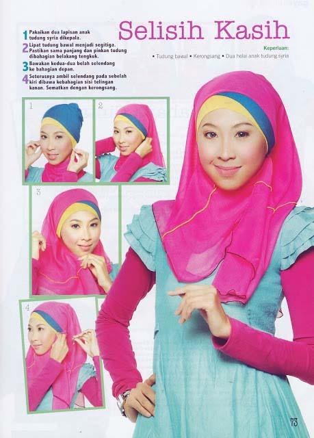 Tutoriel De Hijab Fashion9