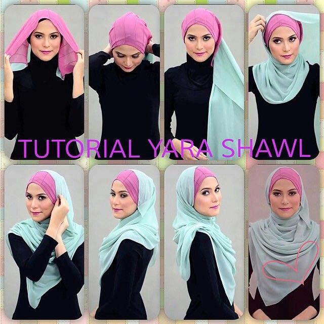 Tutoriels De Hijab Char3i