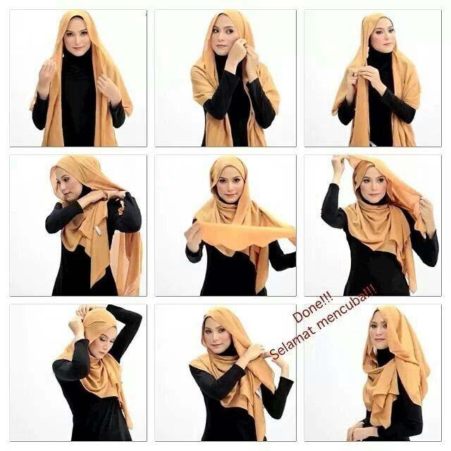 Tutoriels De Hijab Char3i1