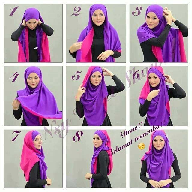 Tutoriels De Hijab Char3i3