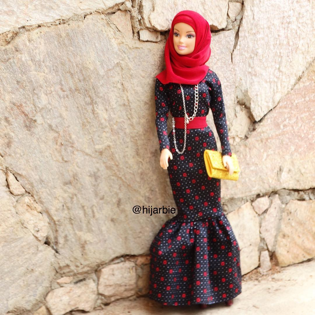 Une Barbie En Hijab2