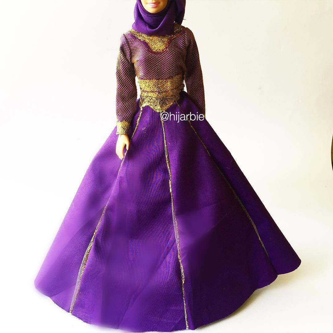Une Barbie En Hijab3
