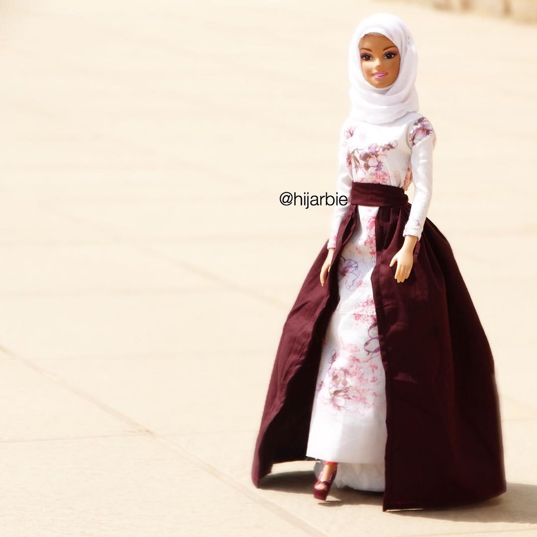 Une Barbie En Hijab5