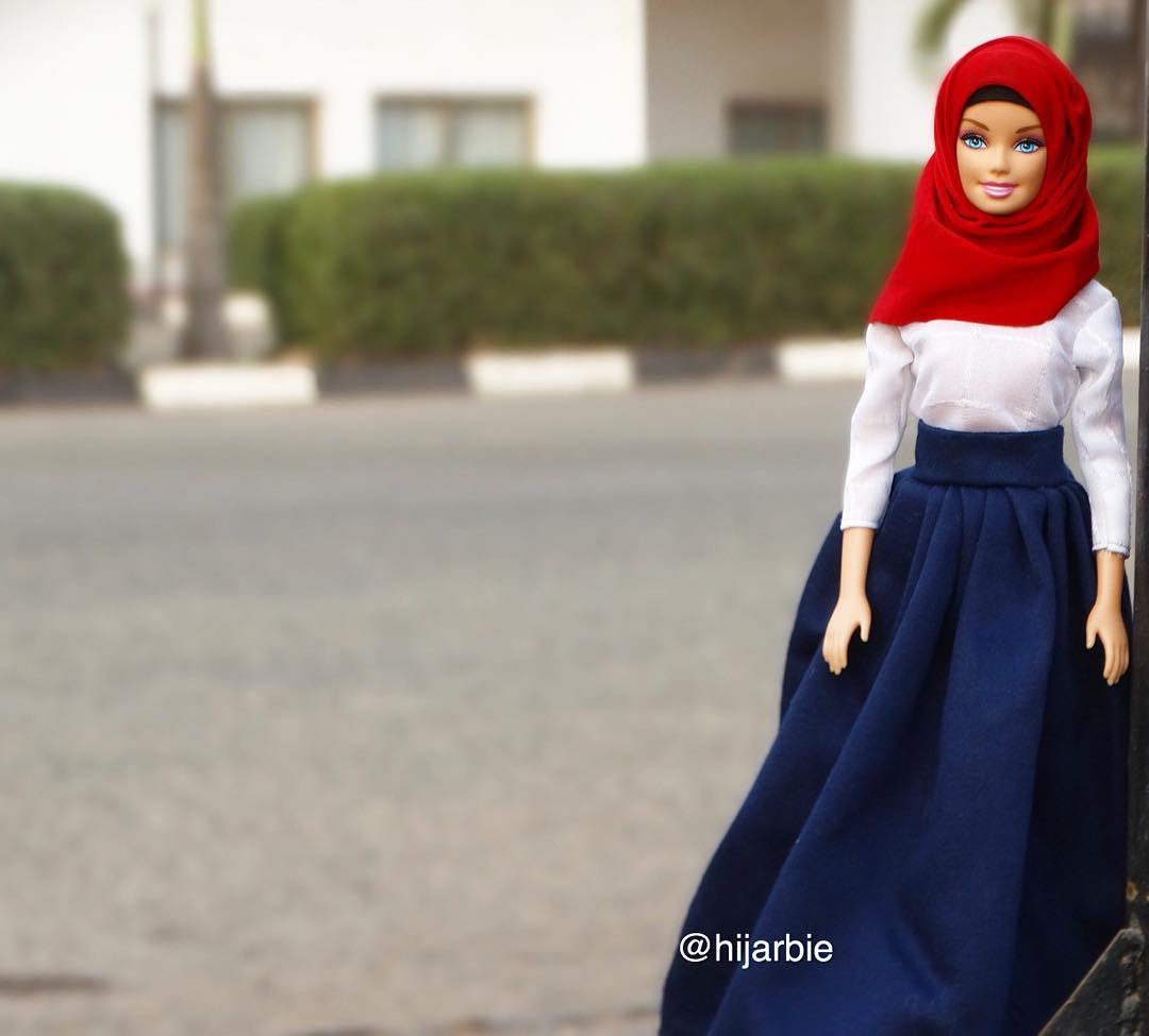 Une Barbie En Hijab6