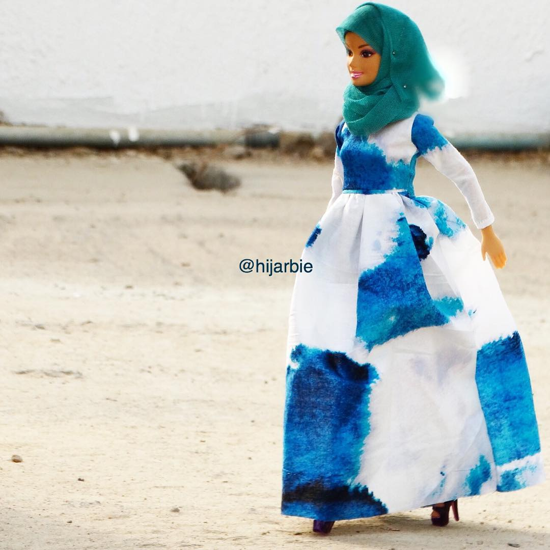 Une Barbie En Hijab7
