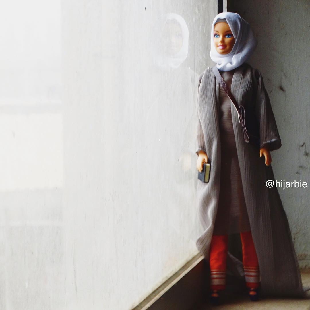 Une Barbie En Hijab8