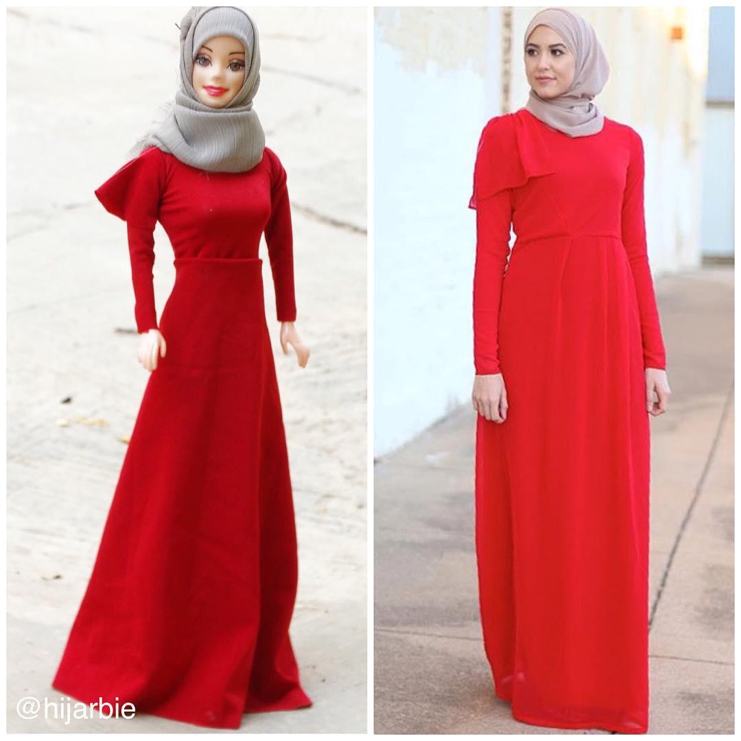 Une Barbie En Hijab9