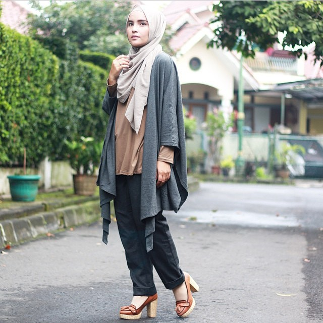 Hijab style instagram Fashion style on instagram