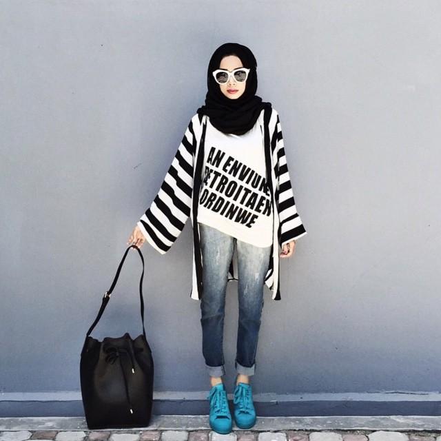 10 Styles Hijab Les Plus Tendances Sur Instagram Astuces Hijab