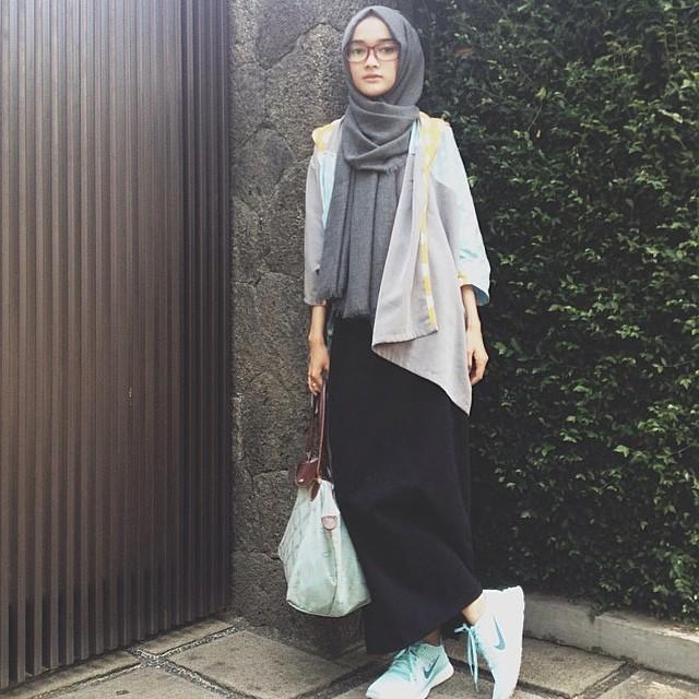 Style Hijab 2017 Instagram