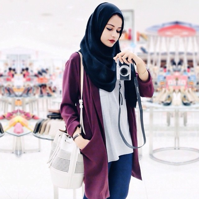 10 styles hijab les plus tendances sur instagram astuces Fashion style on instagram