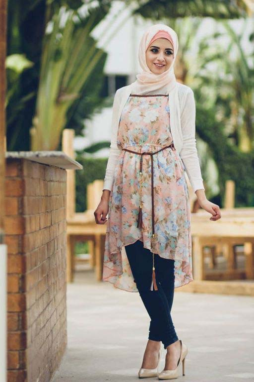 Casual Style Hijab