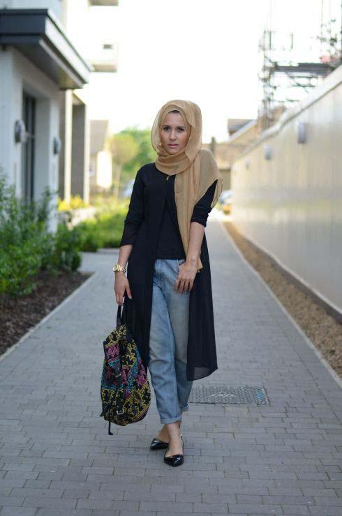 Casual Style Hijab12